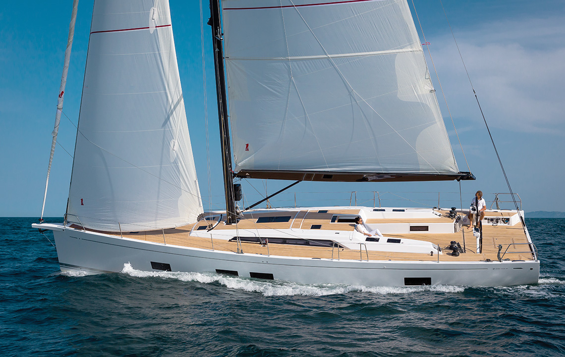 Grand Soleil yachts - performance with style, always!