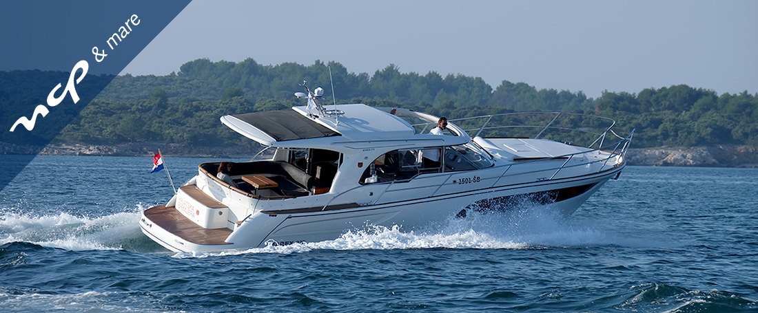 Marex 375 - Star of the Biograd Boat Show