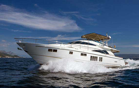 Luxury crewed yachts and boats to charter in Croatia (Šibenik), rent your crewed boat, hire a skipper