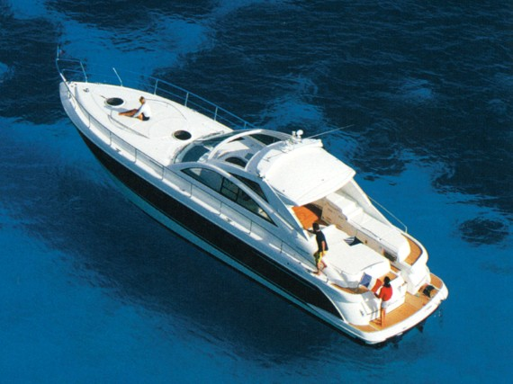 Motoryacht Fairline Targa 52 GT The Blue One - FOR SALE - Details