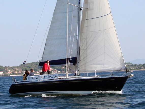 Sail boat Grand Soleil 46.3 Anatela - BT - FOR SALE - Details