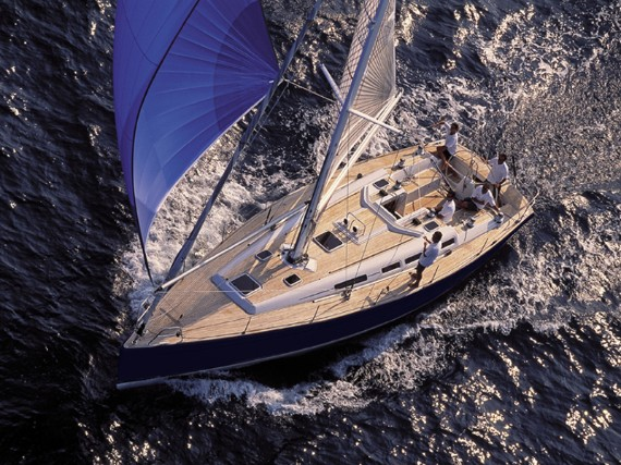 Bareboat Sail boat Grand Soleil 45 Pingala (Sails 2015, Bowthruster) - FOR RENT - Details