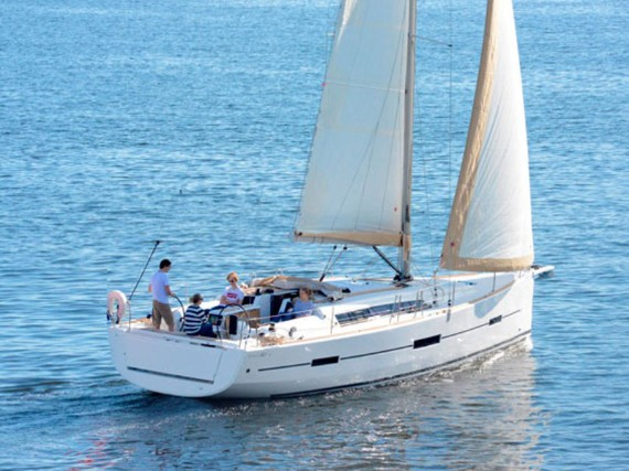 Bareboat Sail boat Dufour 412 GL Amazing - BT - FOR RENT - Details