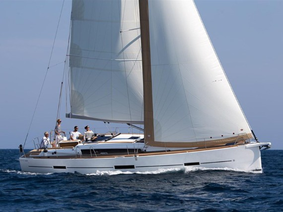 Sail boat Dufour 460 4 cab Get Lucky - BT - FOR SALE - Details