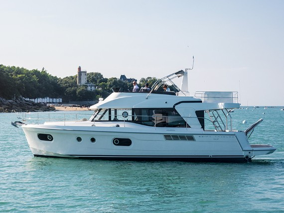 Motoryacht Beneteau S. Trawler 47 Ocean dreamer (Joystick controller, Jet ski - option with extra charge) - FOR SALE - Details