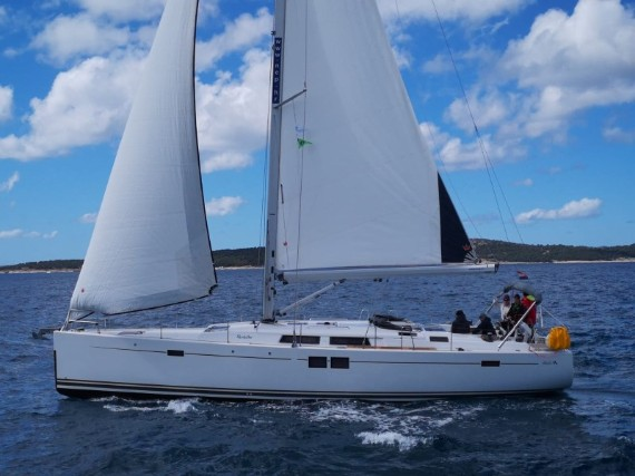 Bareboat Sail boat Hanse 505 Anse - FOR RENT - Details