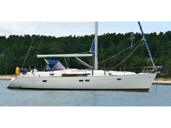 Oceanis Clipper 411