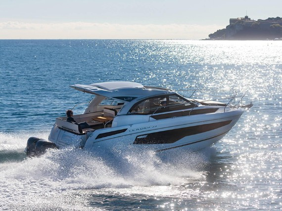 Bareboat Motoryacht Leader 33 Il Sogno - NEW 2020! - FOR CHARTER - Details