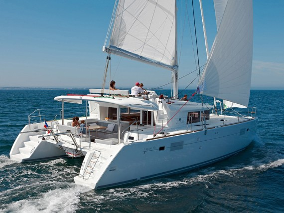 Bareboat Catamaran Lagoon 450 Zuzo 2 - NEW IN FLEET! - For Charter - Details